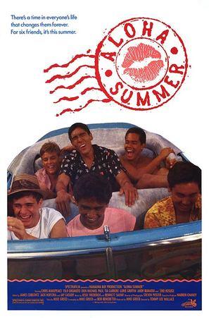 Aloha Summer - Movie Poster (thumbnail)