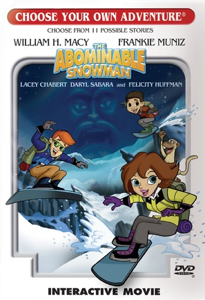 Choose Your Own Adventure: The Abominable Snowman - Movie Cover (thumbnail)