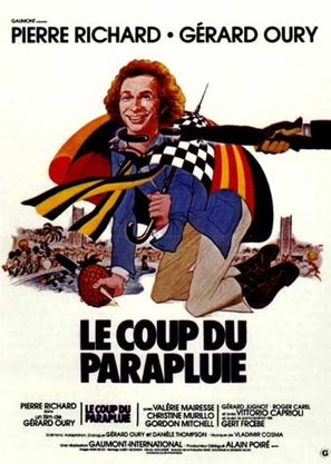 Le coup du parapluie - French Movie Poster (thumbnail)