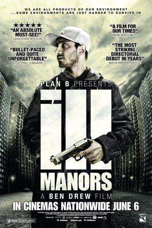 Ill Manors - British Movie Poster (thumbnail)