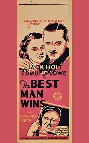 The Best Man Wins - Movie Poster (thumbnail)