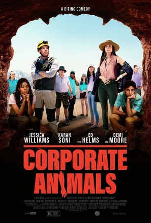 Corporate Animals - Movie Poster (thumbnail)