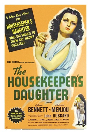 The Housekeeper's Daughter - Movie Poster (thumbnail)
