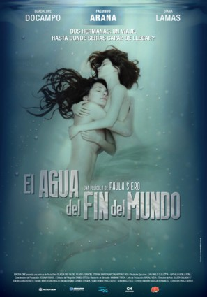 El agua del fin del mundo - Argentinian Movie Poster (thumbnail)