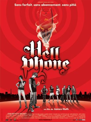 Hellphone - French Movie Poster (thumbnail)