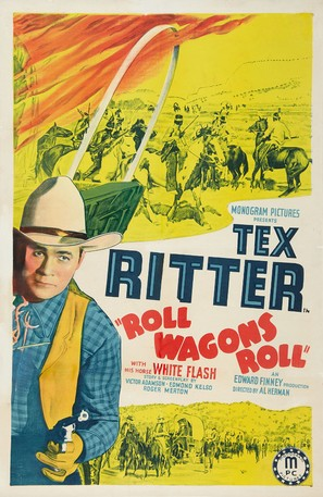 Roll Wagons Roll - Movie Poster (thumbnail)