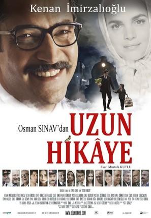 Uzun Hikaye - Turkish Movie Poster (thumbnail)