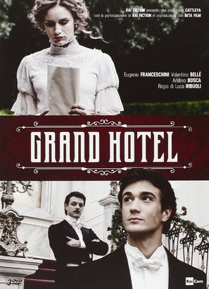 """Grand Hotel"" - Italian Movie Cover (thumbnail)"