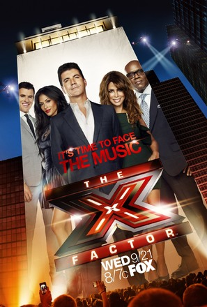 """The X Factor"" - Movie Poster (thumbnail)"