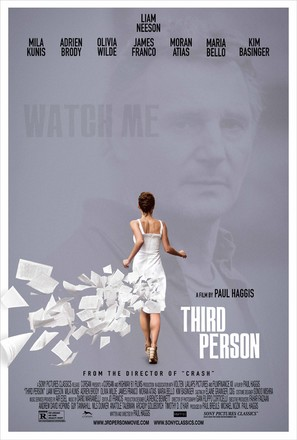 Third Person - Movie Poster (thumbnail)