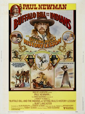 Buffalo Bill and the Indians, or Sitting Bull's History Lesson - Movie Poster (thumbnail)