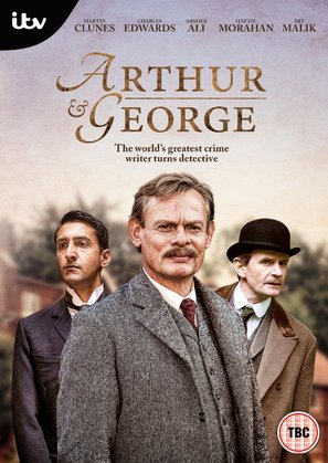 """Arthur & George"" - British Movie Poster (thumbnail)"