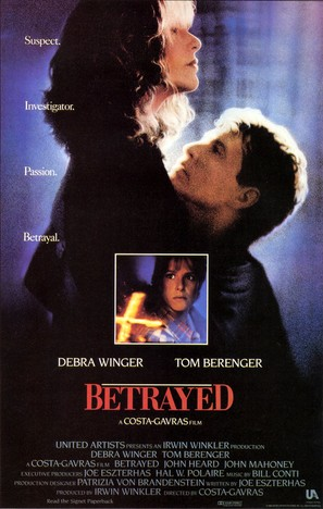 Betrayed - Movie Poster (thumbnail)