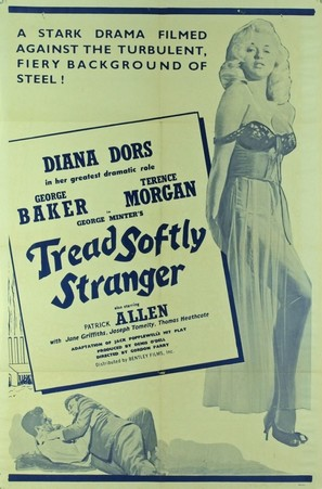 Tread Softly Stranger - Movie Poster (thumbnail)