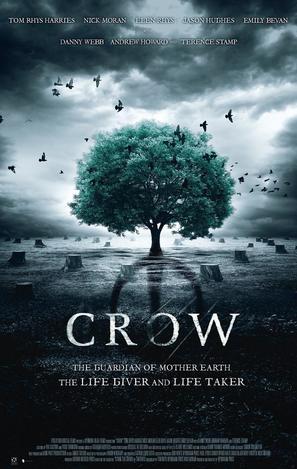 Crow - British Movie Poster (thumbnail)