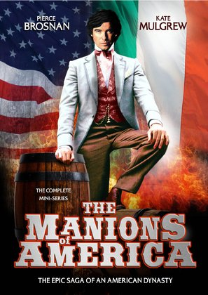 """The Manions of America"" - DVD movie cover (thumbnail)"