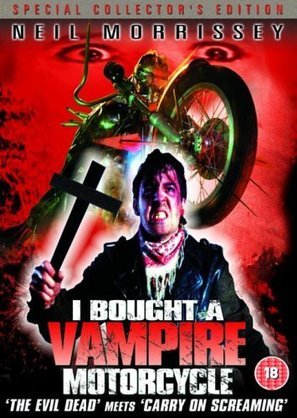 I Bought a Vampire Motorcycle - British DVD cover (thumbnail)