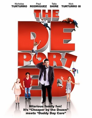 The Deported - Movie Poster (thumbnail)