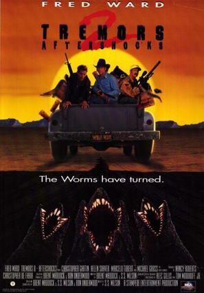 Tremors II: Aftershocks - Movie Poster (thumbnail)