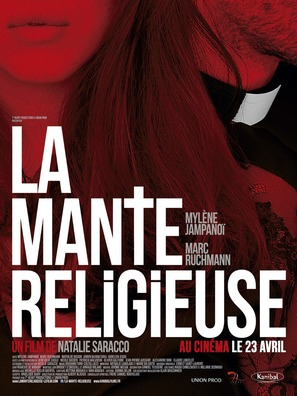 La mante religieuse - French Movie Poster (thumbnail)
