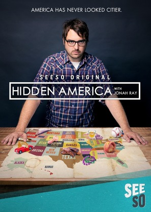 """Hidden America with Jonah Ray"" - Movie Poster (thumbnail)"