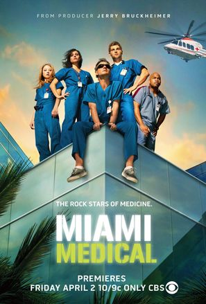 """Miami Medical"" - Movie Poster (thumbnail)"