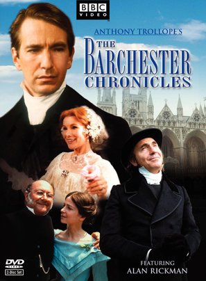 """""""The Barchester Chronicles"""" - DVD movie cover (thumbnail)"""