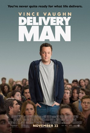 Delivery Man - Movie Poster (thumbnail)