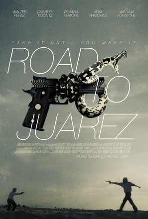 Road to Juarez - Movie Poster (thumbnail)