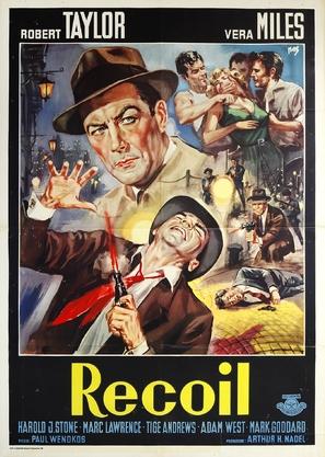 """The Detectives"" - Italian Movie Poster (thumbnail)"