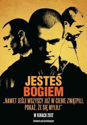 Jestes bogiem - Polish Movie Poster (thumbnail)