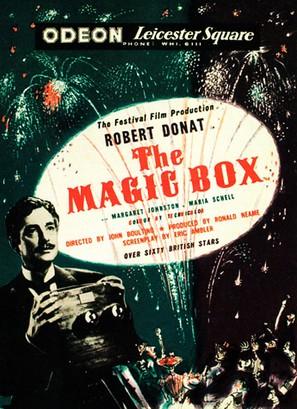 The Magic Box - British Movie Poster (thumbnail)