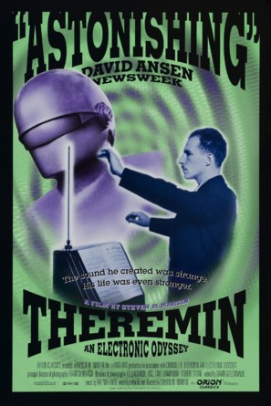 Theremin: An Electronic Odyssey - Movie Poster (thumbnail)