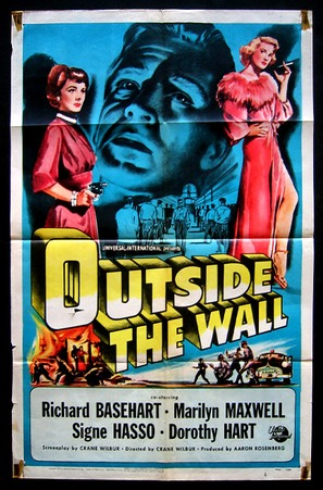 Outside the Wall - Movie Poster (thumbnail)