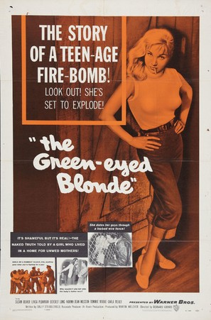 The Green-Eyed Blonde - Movie Poster (thumbnail)