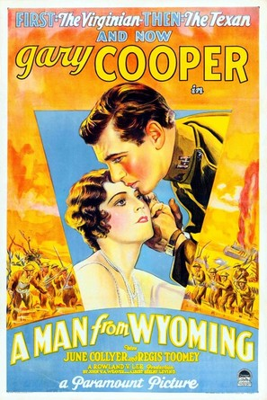 A Man from Wyoming - Movie Poster (thumbnail)