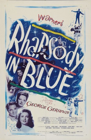 Rhapsody in Blue - Movie Poster (thumbnail)