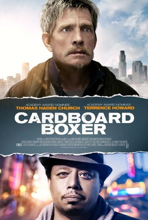 Cardboard Boxer - Movie Poster (thumbnail)