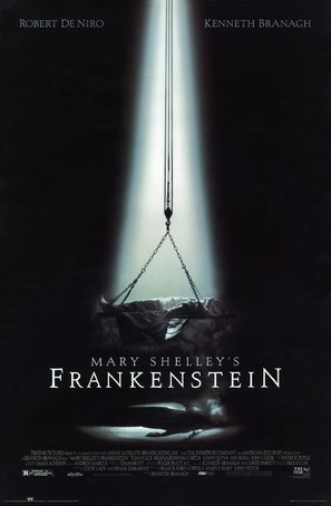 Frankenstein - Movie Poster (thumbnail)