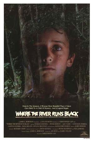 Where the River Runs Black - Movie Poster (thumbnail)