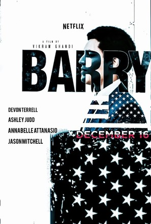 Barry - Movie Poster (thumbnail)