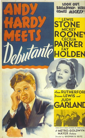 Andy Hardy Meets Debutante - Movie Poster (thumbnail)