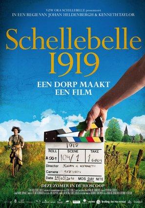Schellebelle 1919 - Dutch Movie Poster (thumbnail)