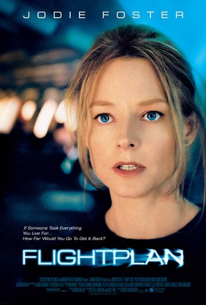 Flightplan - Movie Poster (thumbnail)