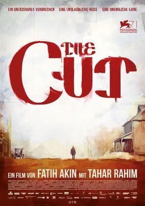 The Cut - German Movie Poster (thumbnail)