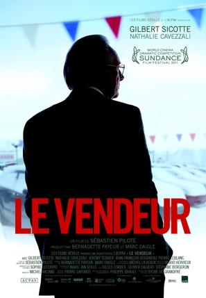 Le Vendeur - Canadian Movie Poster (thumbnail)