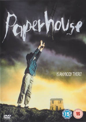 Paperhouse - British DVD cover (thumbnail)