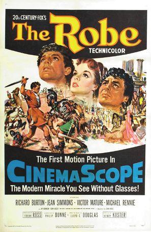 The Robe - Movie Poster (thumbnail)