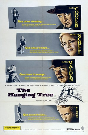 The Hanging Tree - Movie Poster (thumbnail)