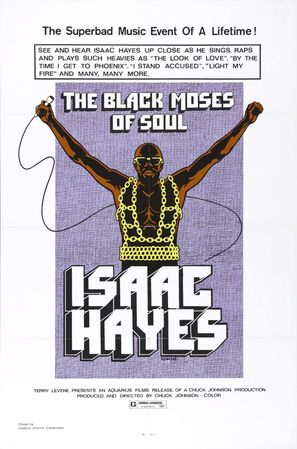The Black Moses of Soul - Movie Poster (thumbnail)